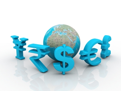 Multi currency expense tracking