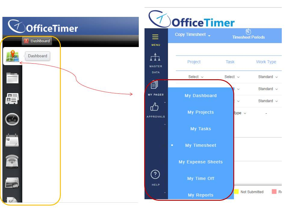 timesheet software comparisions