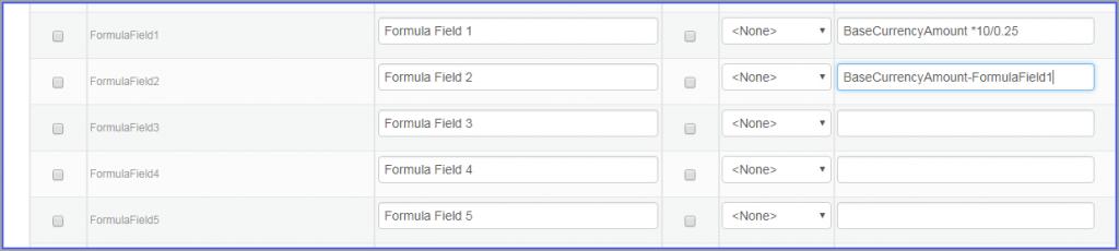 Task billing Formula Fields
