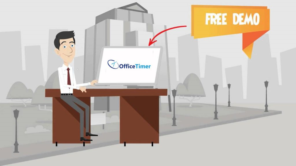 free demo of officetimer
